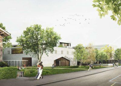 005 Christoph Merian Schule // Basel, CH