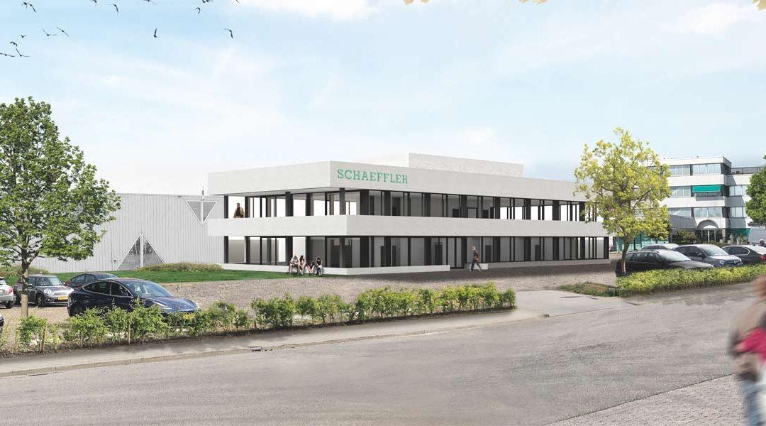 008 Headquarter Schaeffler AG // Barneveld, NL