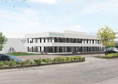 008 Headquarter Schaeffler AG Nederland // Barneveld, NL