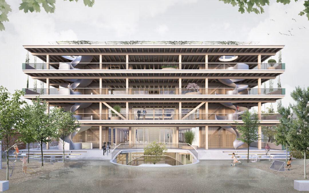 017 Primarschule Walkeweg // Basel, CH